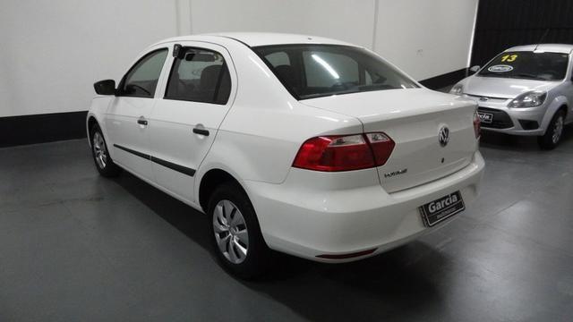 Volkswagen Voyage 1.0 (G6) Flex - Foto 4