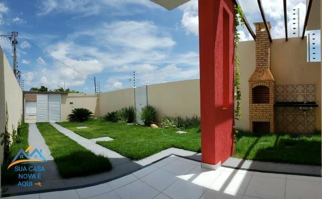Casa com 2 dormitórios à venda, 85 m² por R$ 135.000 - Barrocão - Itaitinga/CE - Foto 4