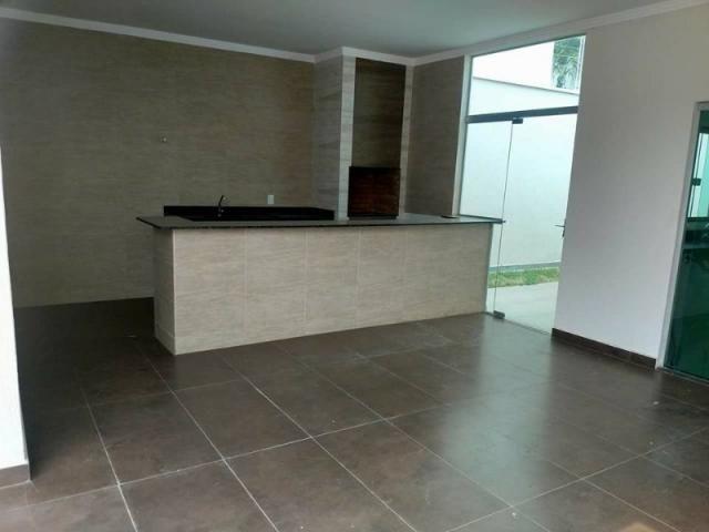 Ótima casa na Vicente Pires com lindo jardim de inverno e excelente condomínio! - Foto 8