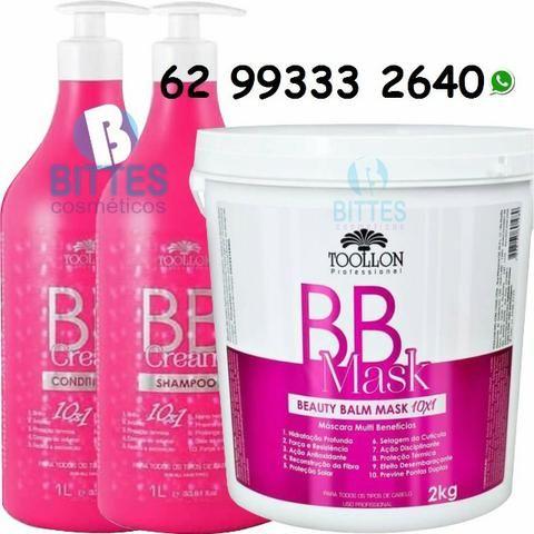 Kit BB Cream Profissional