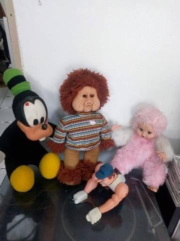 Boneco Fofão e brinquedos antigos a partir de 100,00 - Foto 2