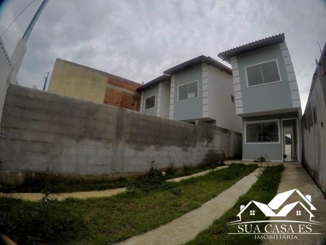 Bela Casa Triplex 2 Quartos com Enorme área externa para espaço Gourmet - Foto 11