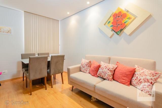 Apartamento à venda com 3 dormitórios em Salgado filho, Belo horizonte cod:273971 - Foto 3