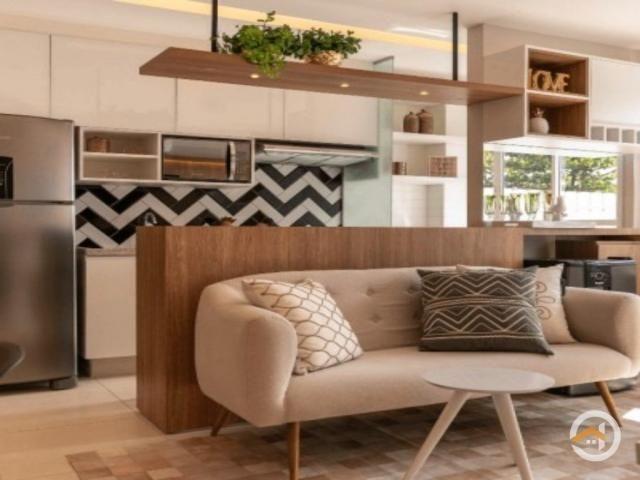 Apartamento à venda com 2 dormitórios em Rodoviário, Goiânia cod:4360 - Foto 5