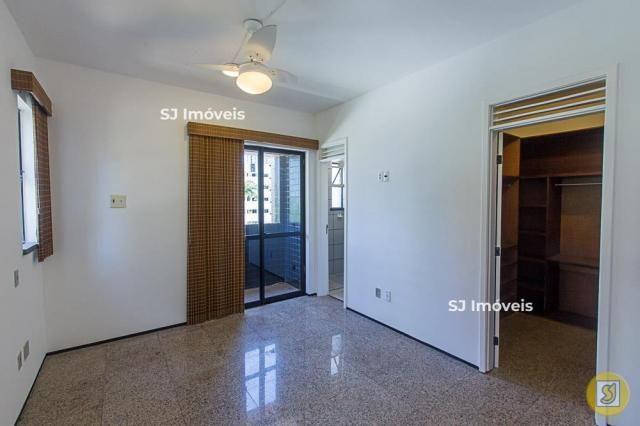 Apartamento para alugar com 4 dormitórios em Meireles, Fortaleza cod:31528 - Foto 12