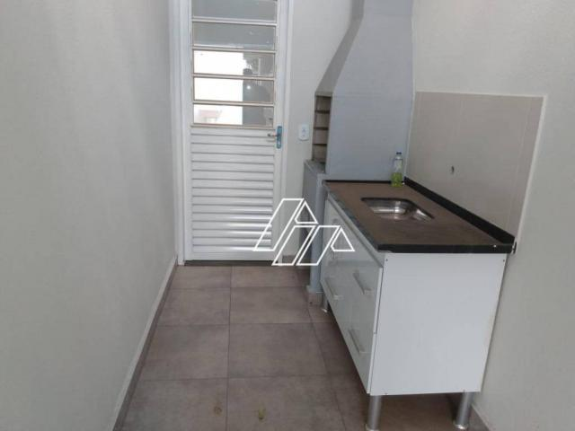 Casa com dormitórios sendo 1 suíte e área gourmet - próximo das Universidades - Foto 9