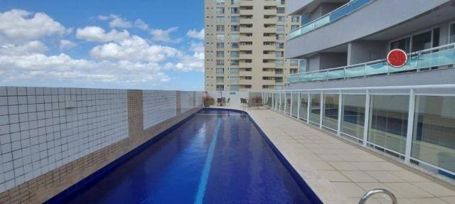 Apartamento com 1 dormitório para alugar, 46 m² por R$ 2.000,00/mês - Ponta D'areia - São  - Foto 8