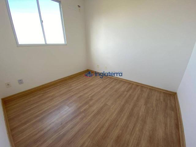 Apartamento com 2 dormitórios para alugar, 47 m² por R$ 600,00/mês - Jardim Morumbi - Lond - Foto 6