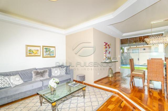 Casa à venda com 3 dormitórios em Parque residencial granville, Londrina cod:V5352 - Foto 4