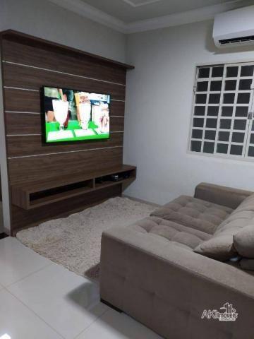 8046 | Casa à venda com 3 quartos em Residencial Ilha Do Mel, Cianorte - Foto 4