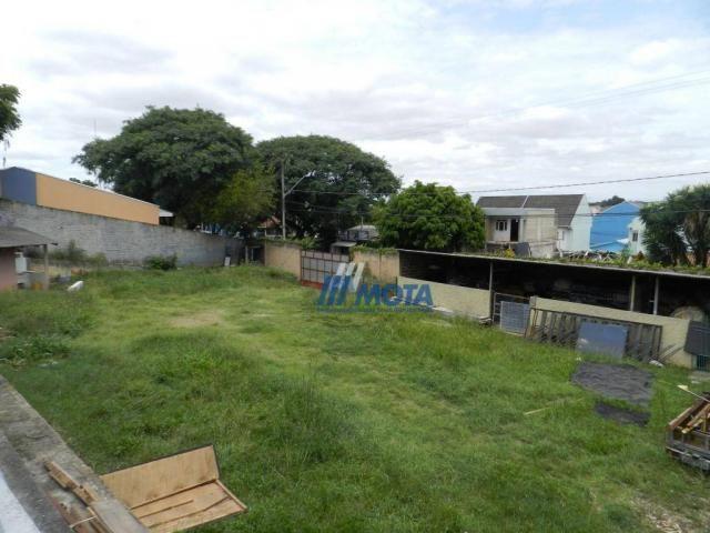 Terreno à venda, 2160 m² por R$ 2.400.000 - Uberaba - Curitiba/PR - Foto 12