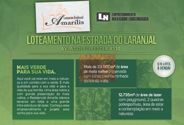 Terreno comercial à venda, Laranjal, Pelotas. - Foto 2