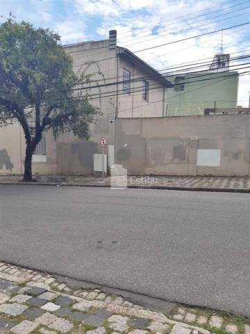 Terrenos ZR-4 com 623m² no São Francisco, Curitiba - Foto 5