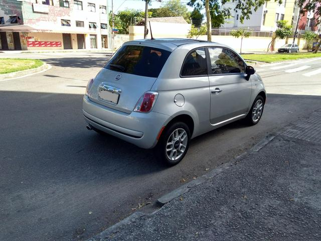 Fiat 500 Cult Dualogic Pouco rodado - Foto 3