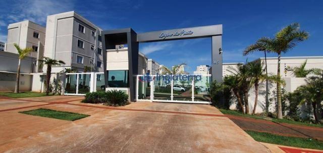 Apartamento com 2 dormitórios para alugar, 47 m² por R$ 600,00/mês - Jardim Morumbi - Lond