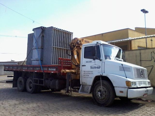 Locação de caminhão munck em Maua-SP - Foto 2
