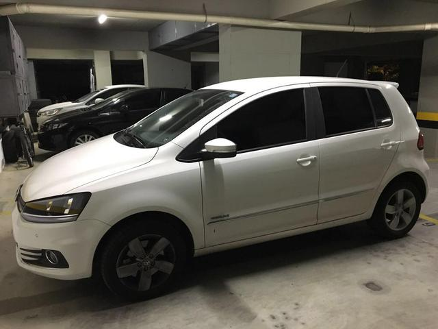 Fox Highline 1.6 2017 - 11.600km IPVA 2020 pg R$ 44.500 - Foto 6