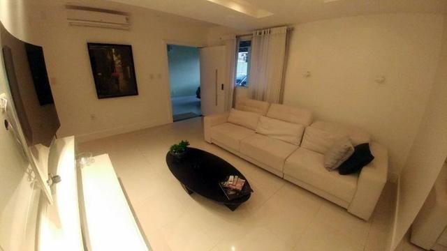 Casa de condominio com 4 suites e segurança 24 horas, bem localizada - Foto 8