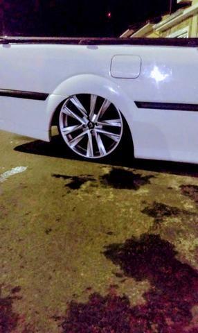Saveiro turbo - Foto 6