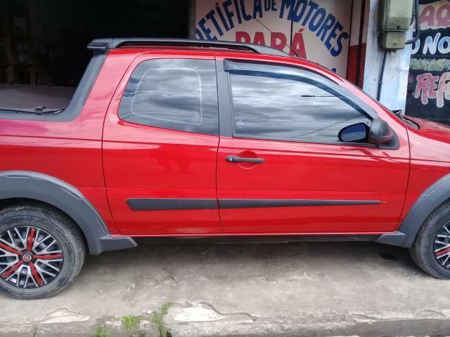 Fiat Strada 2018 Fire Flex 1.4 Completo - Foto 2