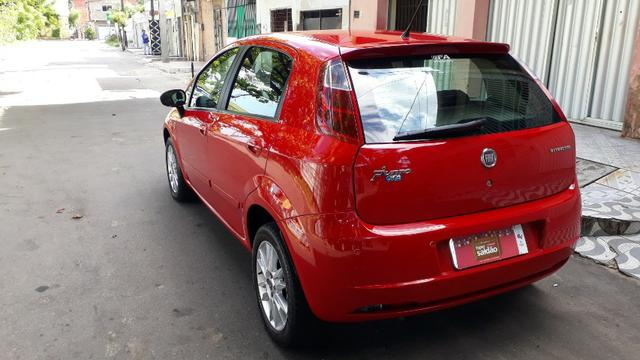 Fiat Punto Attractive 1.4 2012 com Kit Itália - Foto 7