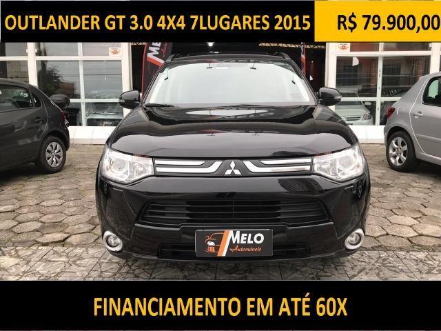Outlander GT 3.0 4x4 7Lugares 2015