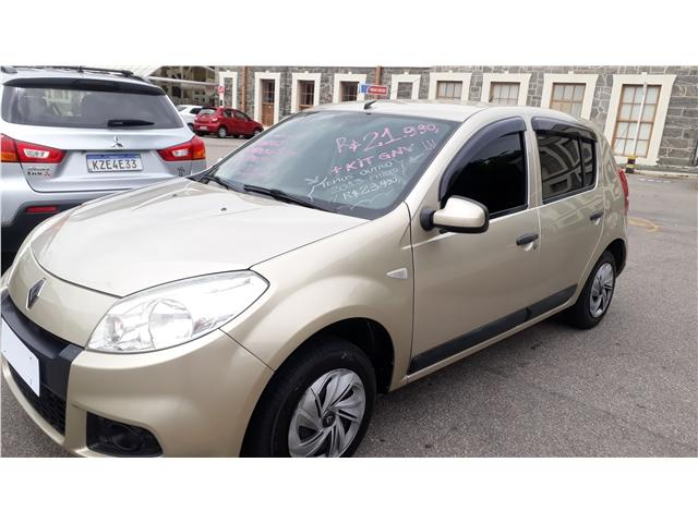 Renault Sandero 1.0 expression 16v flex 4p manual - Foto 2