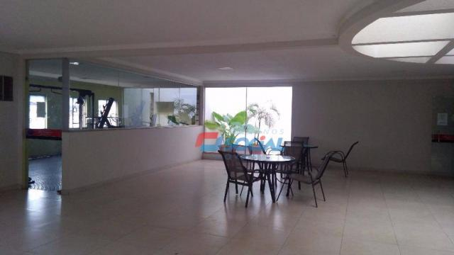 Apartamento mobiliado para locação, cond. porto velho residence service - aptº 1103 - noss - Foto 4