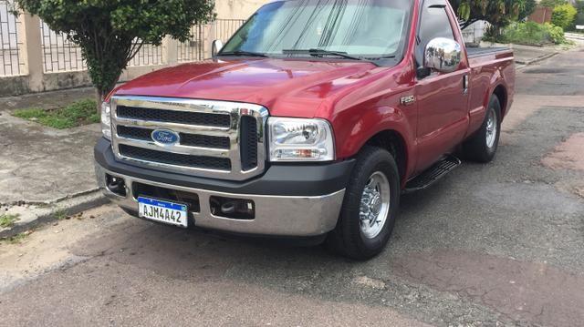 Ford f - 250 xlt 4.2 turbo diesel