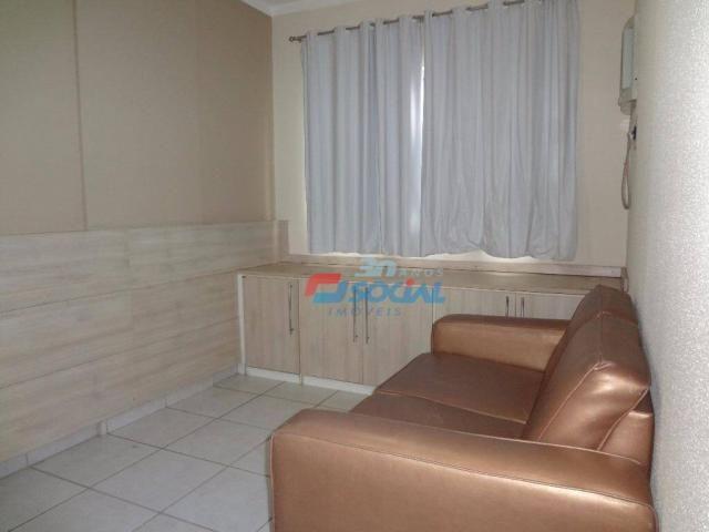 Apartamento mobiliado para locação, cond. porto velho residence service - aptº 1103 - noss - Foto 13