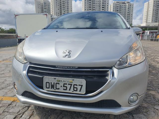 Peugeot 208 1.5 2015 active pack extra aceito troca - Foto 2