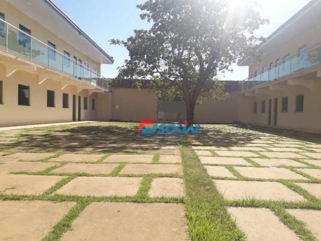 Apartamentos novos para locação, atrás da faculdade fimca.