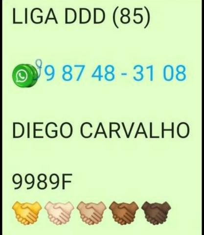 Ed Cabo verde 63m2 3 quartos d502 liga 9 8 7 4 8 3 1 0 8 Diego9989f - Foto 5