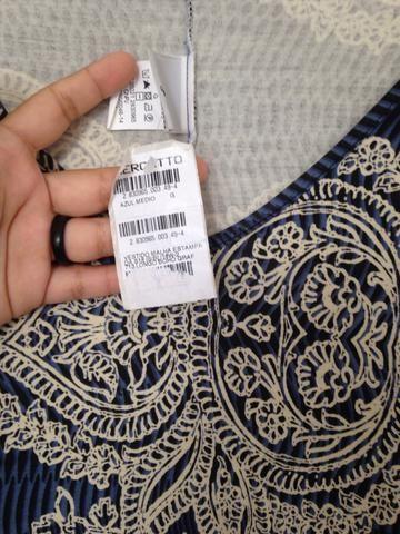 Vestido com etiqueta! LEIA - Foto 4