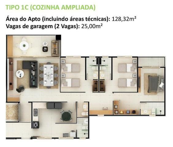 34- Cidade do Porto seu mais novo lar com 3 e 4 Suítes. Lazer completo para sua família! - Foto 19