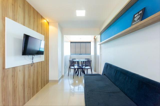 Apartamento mobiliado no Paradise Flat em Ponta Negra - Foto 11