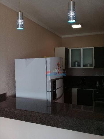 Excelente apartamento mobiliado para locação, cond. porto velho service, apt 207, porto ve - Foto 9