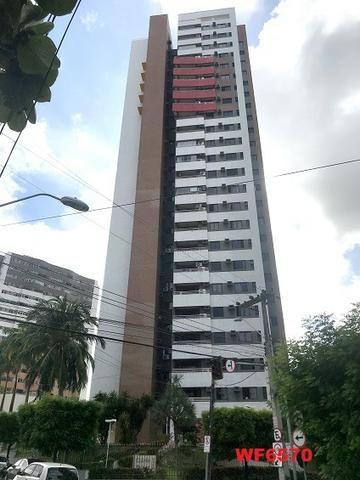 Edifício Cidrão Place, apartamento na Aldeota, 3 suítes, gabinete, 2 vagas, projetado - Foto 11