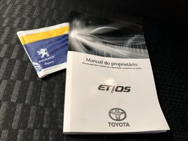 TOYOTA ETIOS X 1.3 FLEX 16V 5P MEC. - Foto 15