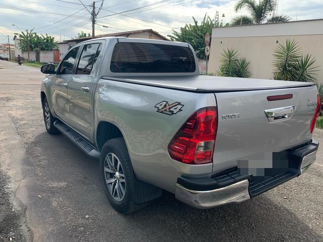 Hilux SRX 2.8 4x4 Diesel Aut. 18/18 - Foto 4