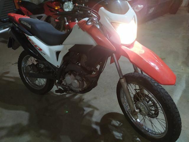 Vendo Honda Bros 160