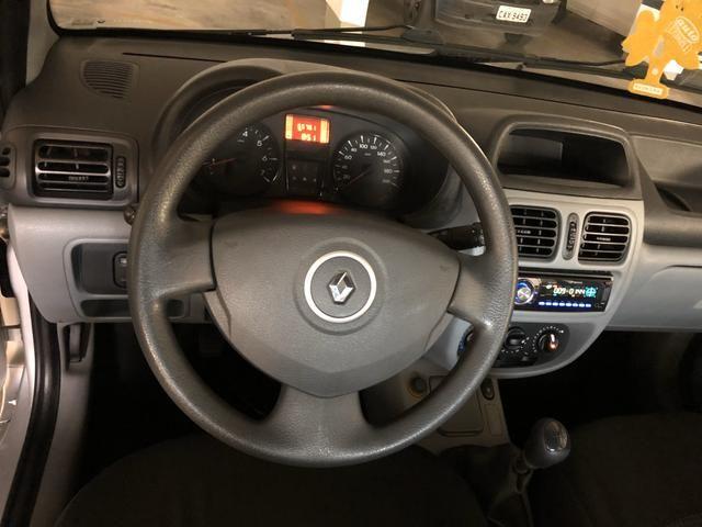 Clio 2012 completo com apenas 65.000 km revisado e emplacado 2020.(Pneus novos) - Foto 14