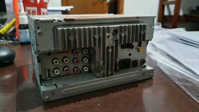 Kit multimídia dvd Pioneer AVH X5780TV - Foto 6