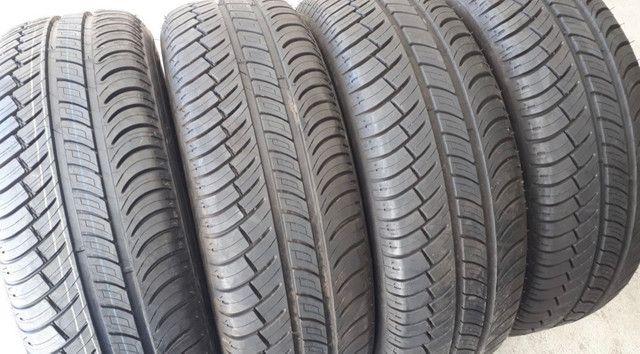 ?Pneus semi novos 205/55-16 Bridgestone - Foto 15