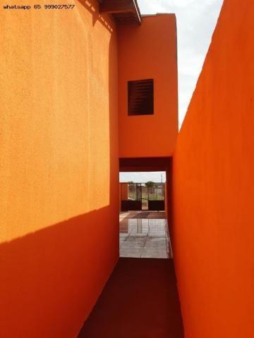 Casa para Venda em Várzea Grande, Novo Mundo, 2 dormitórios, 1 suíte, 2 banheiros, 2 vagas - Foto 10