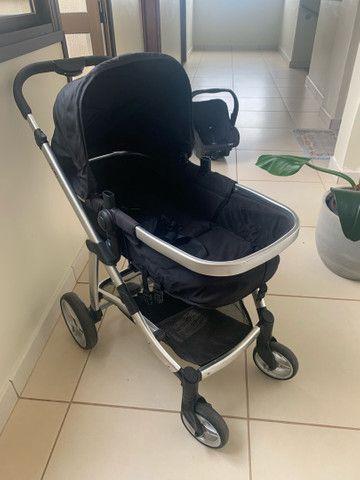 Carrinho Infanti com bebê conforto  - Foto 5