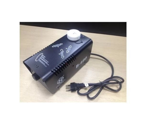 Maquina De Fumaça 600w C/ Controle Wireless + Liquido - Foto 6
