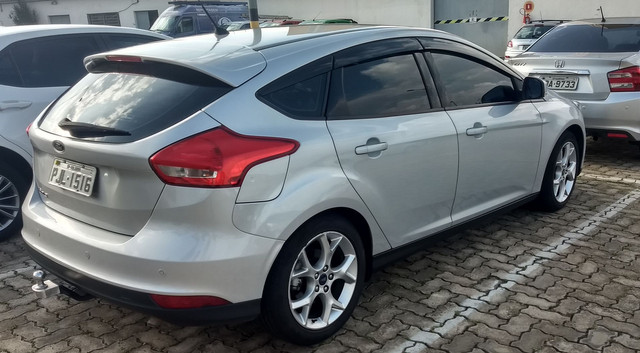 Ford Focus SE Plus Manual 2016