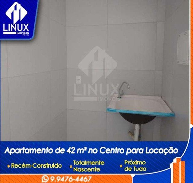 Apartamento de 1 Quarto no Centro de Caruaru p/ Locação - Foto 8