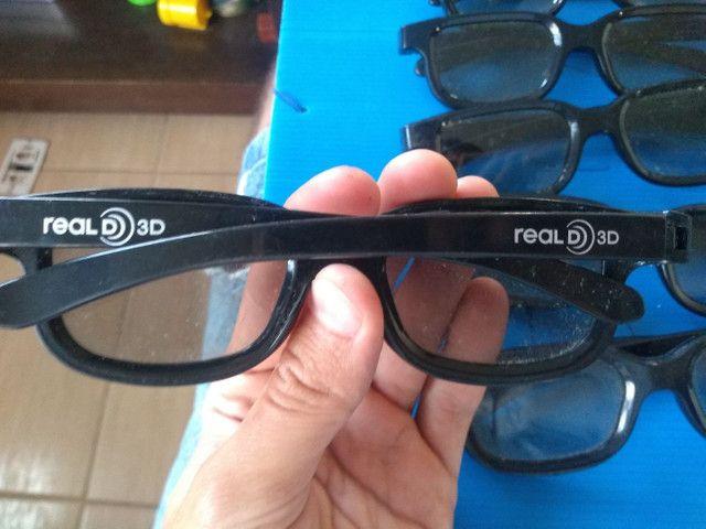 Óculos 3D  - Foto 3